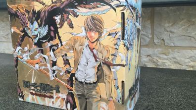 Death Note - back