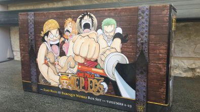 One Piece BOX 1 - front